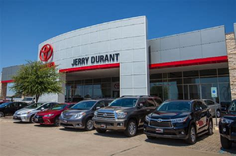 haig partners guides durant  sale   toyota
