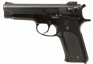 Deactivated Smith & Wesson Model 59 Automatic Pistol ...