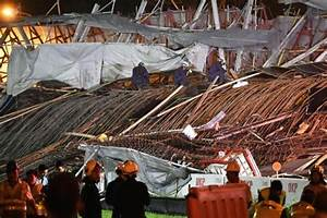 Viaduct collapse: Temporary road open yesterday, Latest ...