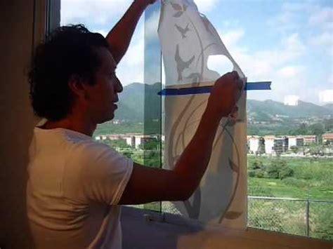 deco formax instruccion como pegar vinyl en vidrio xcm