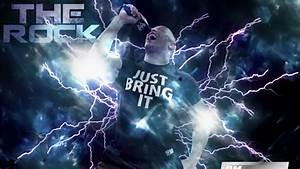 The Rock, Just Bring It, Wallpaper (no.6) - Free WWE ...