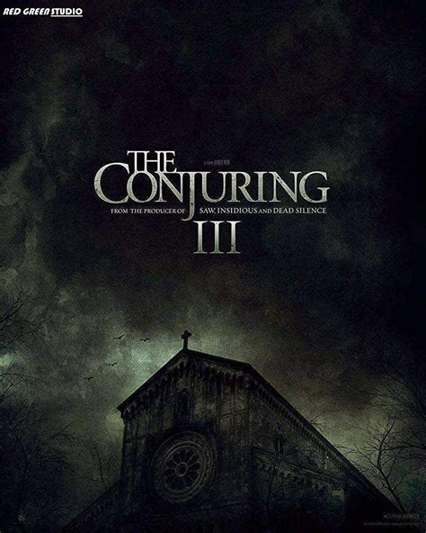 horror conjuring movies movie thriller release mystery scary film hellhorror dates upcoming trailer third