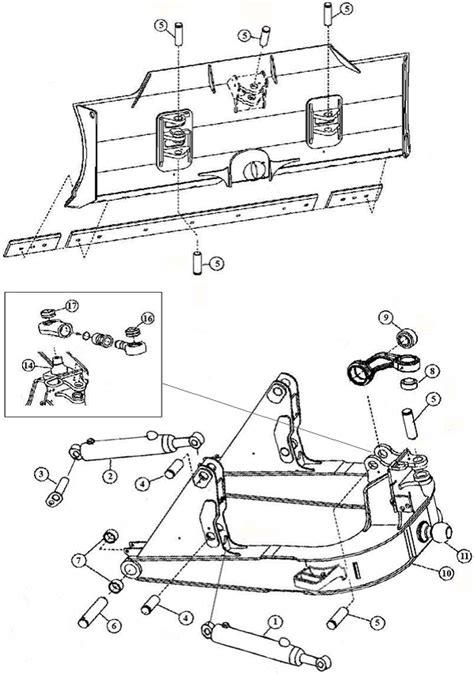 Deere 750c Wiring Diagram by Deere 450h 450j Dozer Blade Parts Hw Part Store