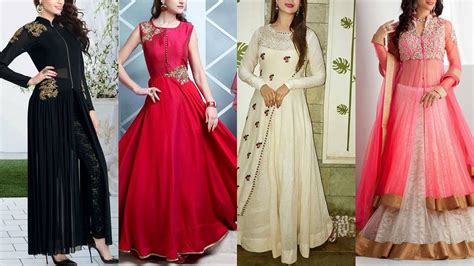 beautiful partywear designer dresses  women latest