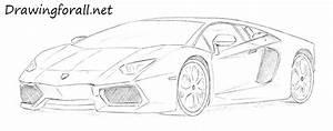 How to Draw a Lamborghini   Drawingforall.net