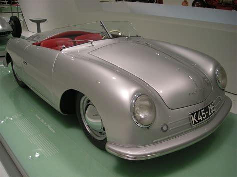 Filestuttgart Jul 2018 62 Porsche Museum 1948 Porsche