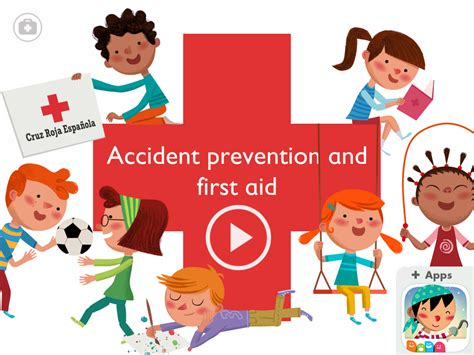 dibujos o imagenes de prevencion de accidentes en la escuela una app infantil para aprender a