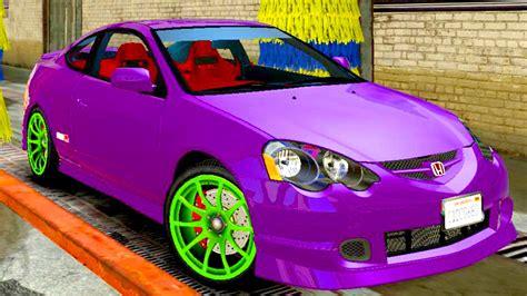 Honda Civic Modulo Car Wash