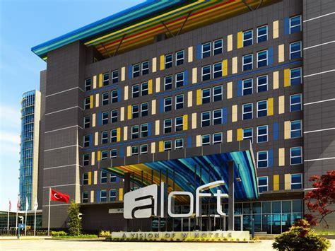A Loft by Aloft Bursa Hotel Turkey Booking