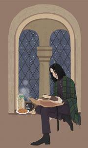 """BananaGeGe on Instagram: """"Happy Birthday to my boy Severus ..."""