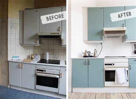 repeindre les murs de sa cuisine notre cuisine avant après auguste