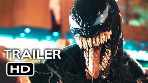 Venom Official Trailer #2 (2018) Tom Hardy Marvel Movie Hd