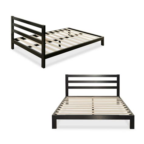 Bed Frame And Mattress by Platform 2000h Metal Bed Frame Mattress Foundation With