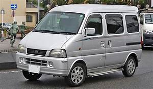 Suzukis Electric Every Van Launches In Japan For Real