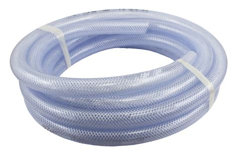 Flexible Industrial Pvc Tubing Heavy Duty Uv Chemical