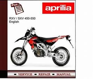 Aprilia Rxv  Sxv 450