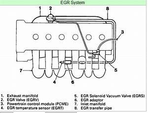 I Need An Exact Diagram Of The Vacuum Hose Lines On The Engine Of A 1991 Jaguar Xj6 Sovereign 4