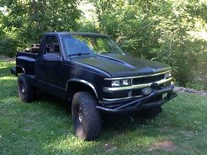 93 Chevy Silverado Mud Toy   4x4