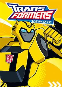 Transformers: Animated Vol. 2 Magazine (Digital ...  Animated