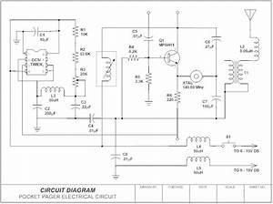 Diagram Using Standard Circuit Symbols