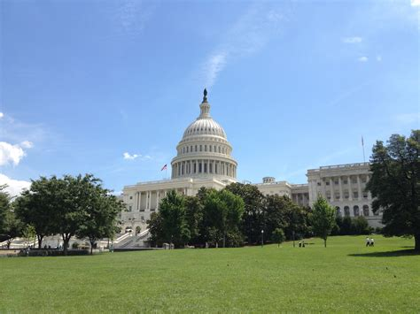 The Capital Of The United States A Photo Essay The