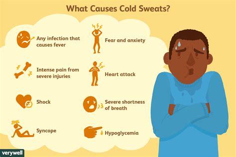 treatment  cold sweats