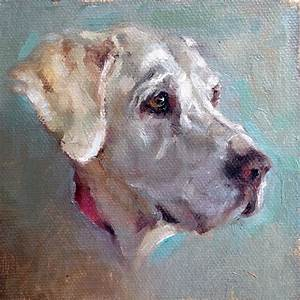 Custom Pet Portraits by Heather Lenefsky Art - Dog Art ...