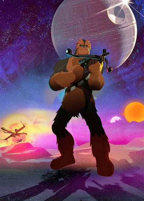 Cool looking artwork from the new Star Wars animated ...