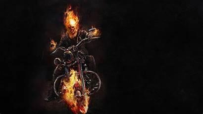 Ghost Rider Wallpapers Background Skull Skeleton Bike