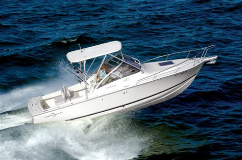 Trailerable Express Boats by Research Albemarle Boats 248 Express Fisherman On Iboats