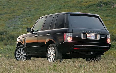 Land Rover Range Rover Photo by 2006 Land Rover Range Rover Information And Photos