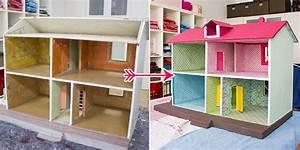 Möbel Tapezieren Selber Machen : neugestaltung eines puppenhauses 2 innenr ume tapezieren kreativlabor berlin ~ Bigdaddyawards.com Haus und Dekorationen