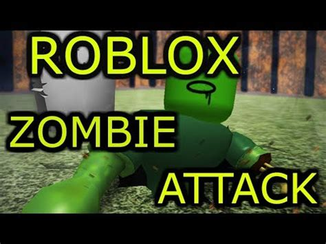 roblox gameplay kill  zombies
