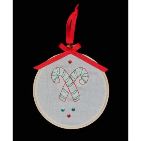 embroidery hoop ornaments nobbieneezkids