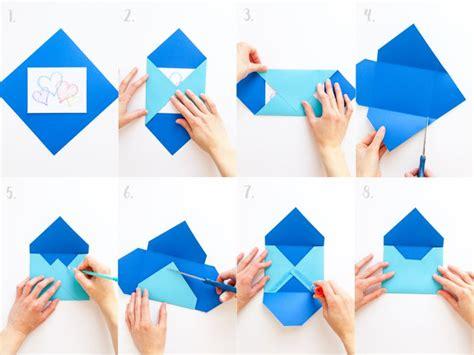 Enveloppe En Origami 1001 Tutos Et Id 233 Es Comment Faire Une Enveloppe