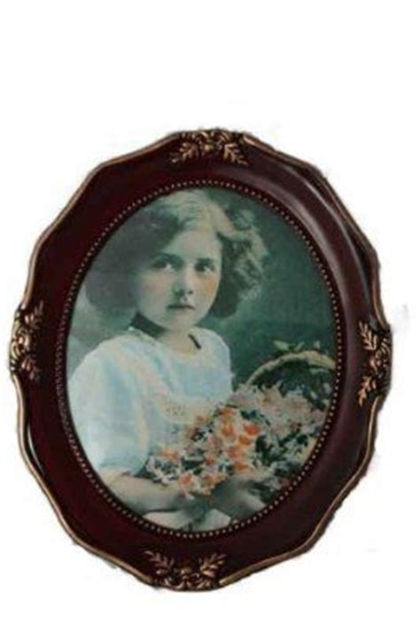 Deluxe Antique Oval Shape Photo Frame Size 8x10:Amazon
