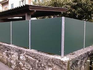 Brise Vue Plexiglass : pare vent terrasse plexiglas ~ Premium-room.com Idées de Décoration