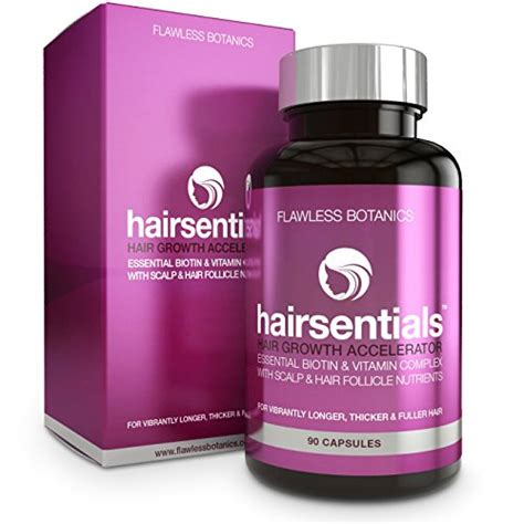 Vitamins For Hair Growth Essential Hair Loss Vitamins
