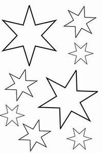 Blätter Vorlagen Zum Ausschneiden : stern malvorlage kostenlose sternmalvorlage zum ~ Lizthompson.info Haus und Dekorationen