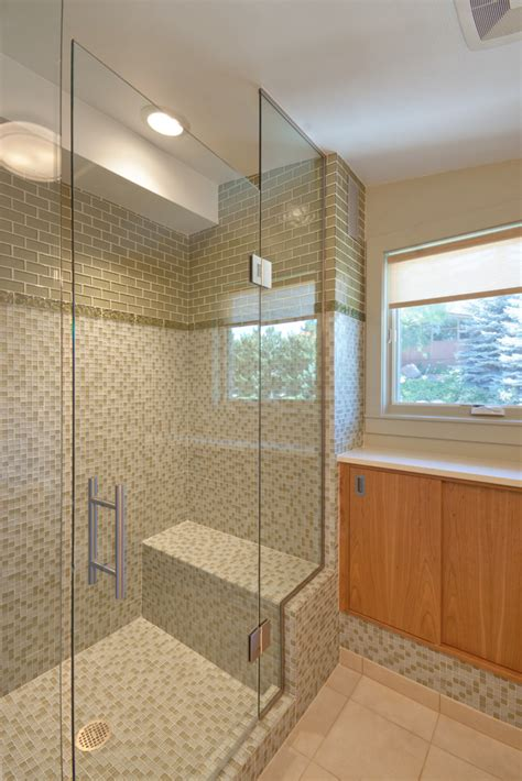 Step In Shower Enclosures by Glass Shower Enclosures Custom Cut Glass New York
