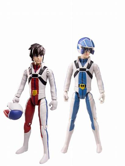 Robotech Action Figures Inch Update Shipping