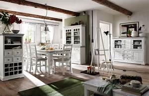 Wohnwand Landhaus Weiss Opus Gnstig Online Bestellen