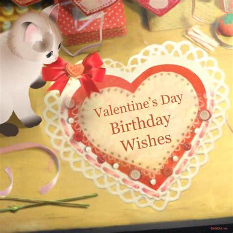 Valentine's Day Birthday Wishes - Blue Mountain Blog