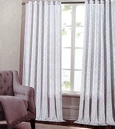 Hilfiger Curtains Lake by Hilfiger Mission Paisley Scrolls Boteh Pattern
