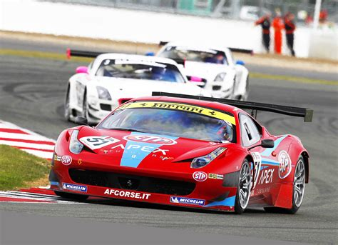 2011 Af-corse Stp Ferrari F458 Supercars Supercar Race