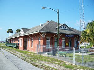 Kitchen Depot Airline Highway by Dade City Atlantic Coast Line Railroad Depot