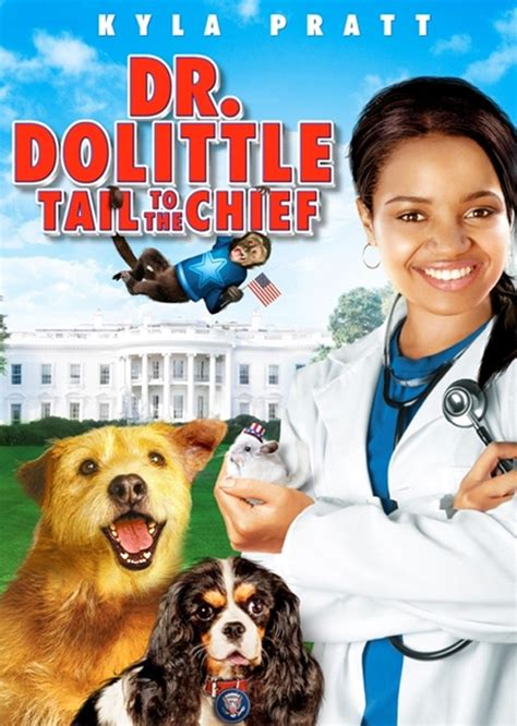 News Dr Dolittle Tail To The Chief (us  Dvd R1