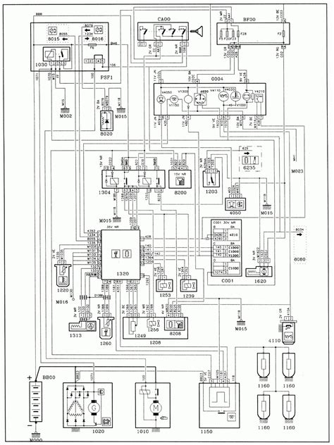 peugeot 306 hdi wiring diagram auto electrical wiring diagram