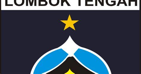 logo kabupaten kota logo kabupaten lombok tengah nusa