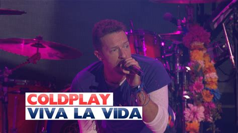 Coldplay  'viva La Vida' (live At Capital's Jingle Bell